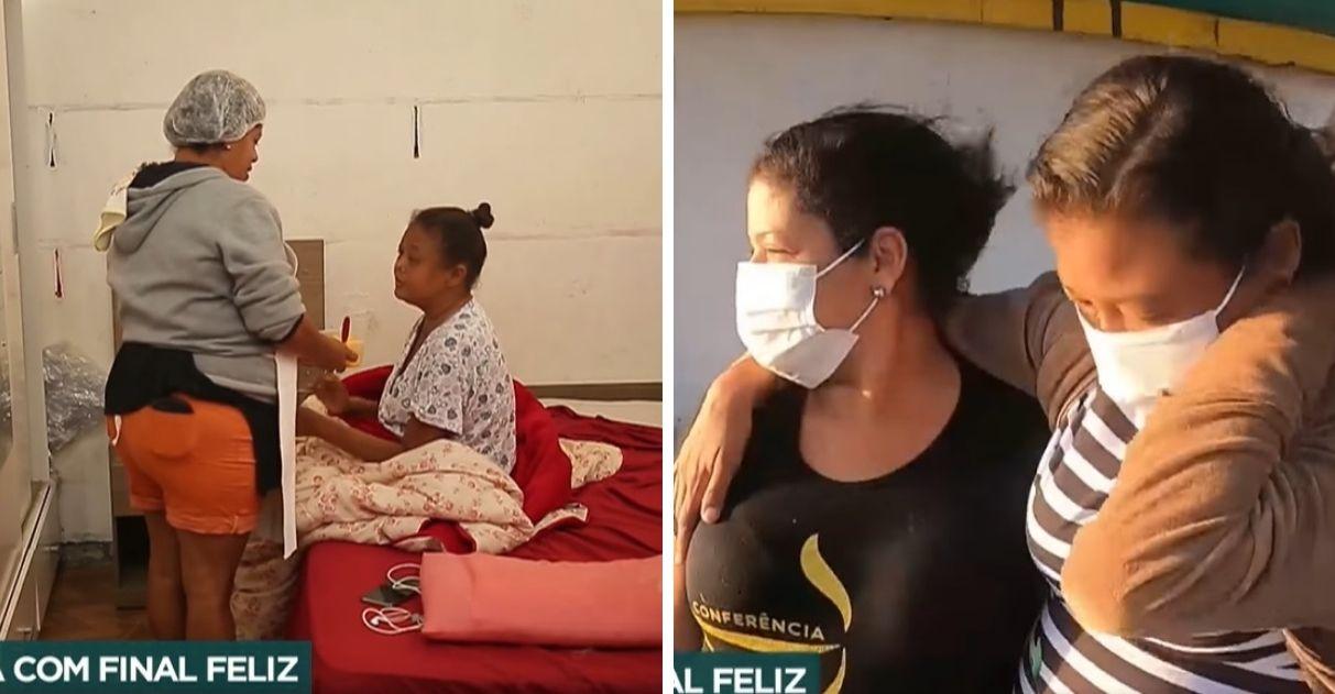 paciente adota companheira quarto hospital