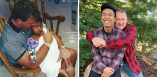 pai solo gay adota atleta olímpico orfanato camboja