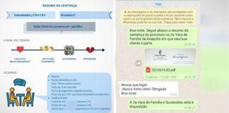 juíza traduz e ilustra sentenças facilitar entendimento decisões judiciais