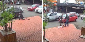 morador rua deficiente ganha muletas novas