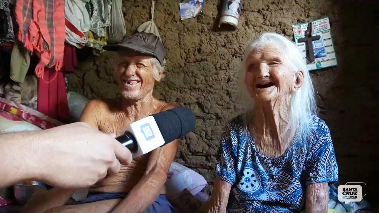 vaquinha voaa idosa 116 anos casa nova