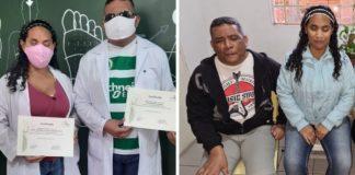 vaquinha voaa casal cego venezuelanos