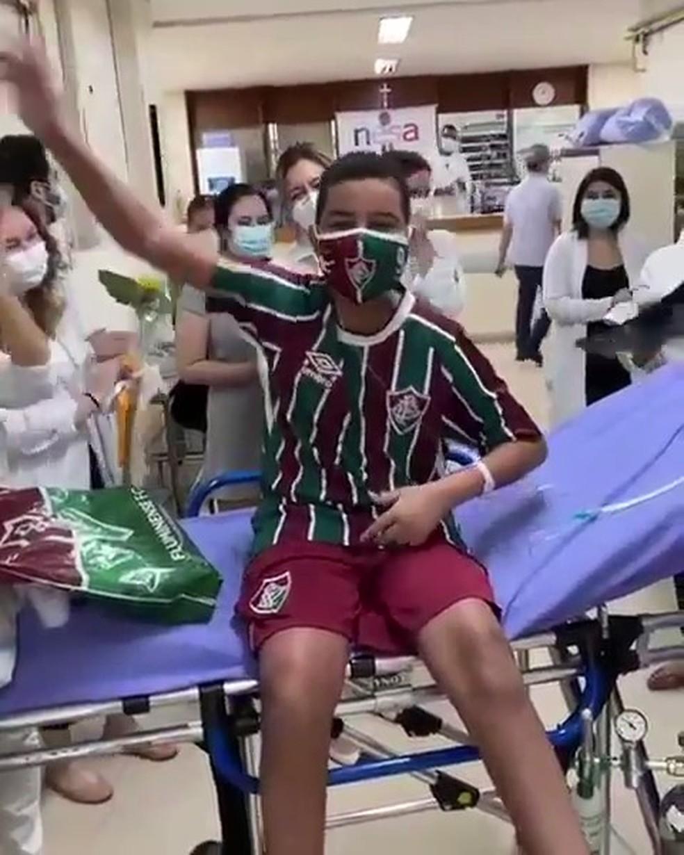 vaquinha voaa menino homenageado fred alta hospital