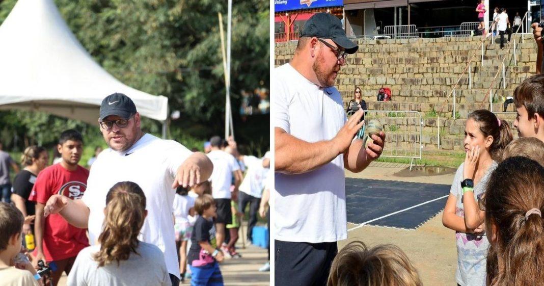 voaa darlan projeto social atletismo de rua crianças jovens