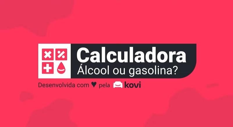 calculadora de combustível mais vantajoso