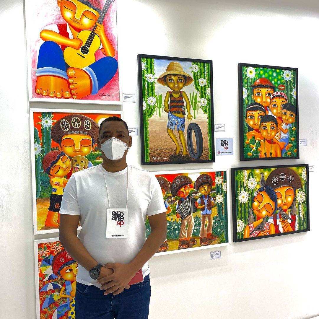 frentista a artista baiano retratos cultura nordestina