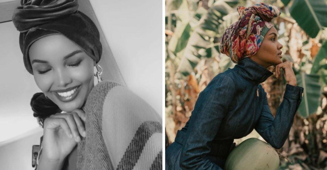 modelo ex-refugiada abandona passarelas lançar moda muçulmanas