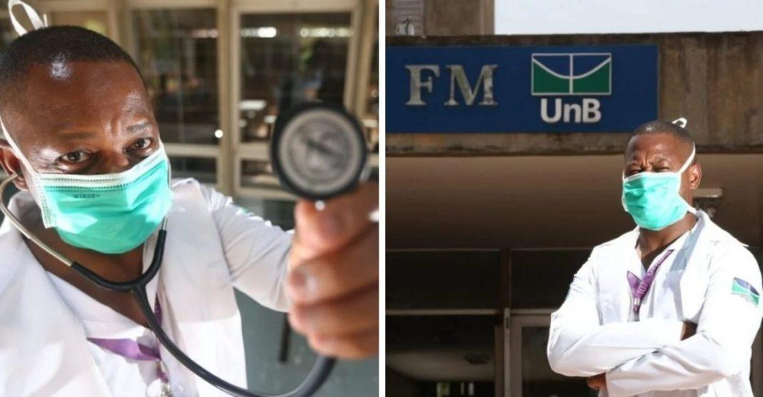 Ex-cobrador de ônibus que quase ficou paraplégico após acidente está prestes a se formar em Medicina
