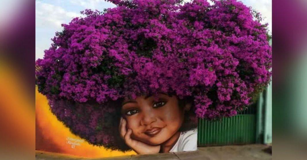 artista goiano grafite cultura afro