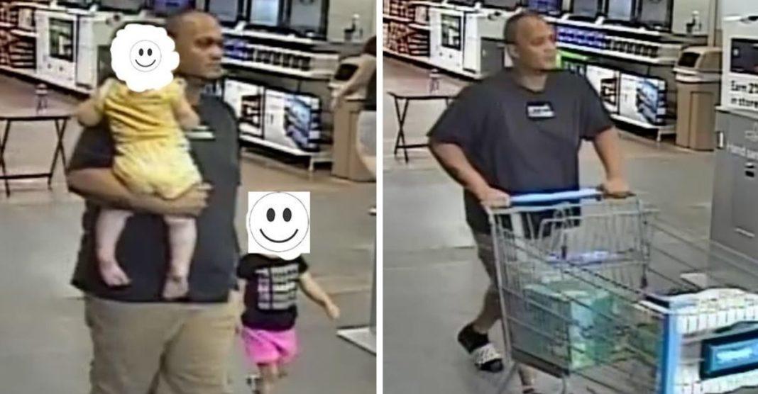 estranhos oferecem ajuda pai solo acusado roubar fraldas