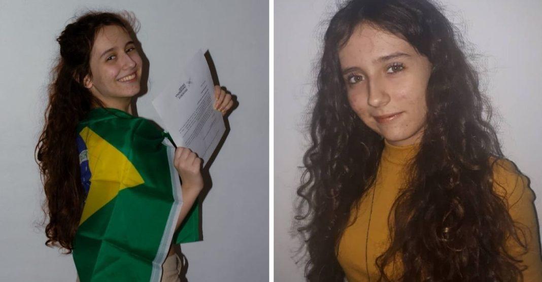 jovem estudou escola pública aprovada dez universidades internacionais