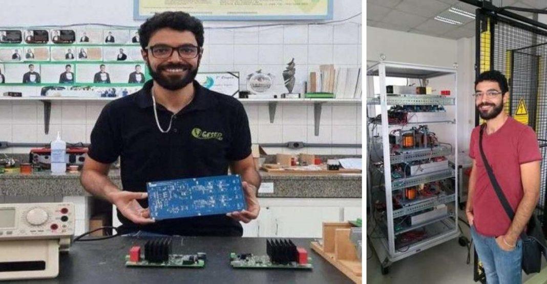 engenheiro conquista prêmio melhor tese doutorado mundo