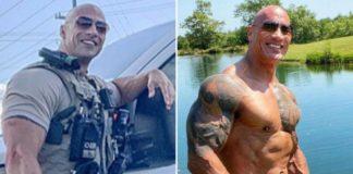 policial sósia the rock campanha para amigo doença rara