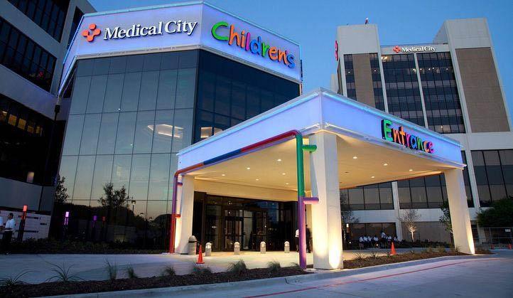 hospital medical city children's texas