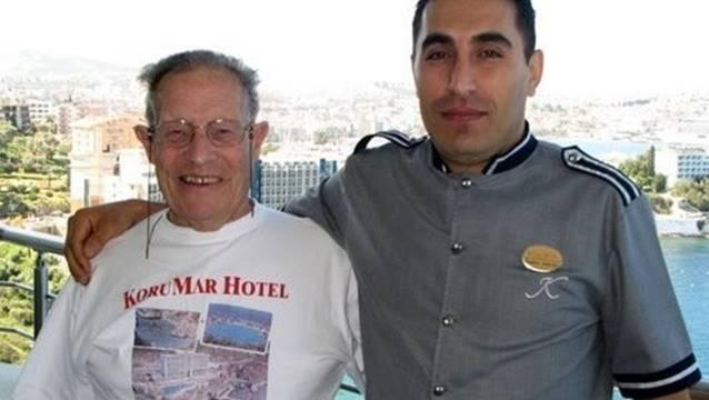 turista deixa fortuna carregador hotel