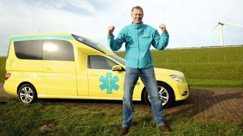 motorista ambulância ajuda pacientes terminais realizar último desejo da vida