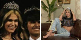 jovem trans eleita rainha da escola