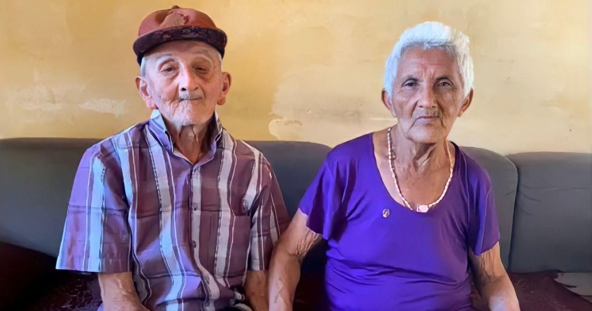 vaquinha voaa casal idosos despejo precisam casa nova