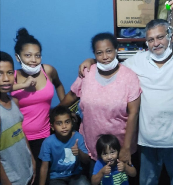 vaquinha voaa padeiro venezuelano humilhado ganha casa nova sp
